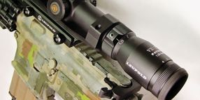 Police Product Test: Leupold VX-R Scope