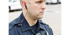 Police Product Test: Motorola Mission Critical Bluetooth Earpiece