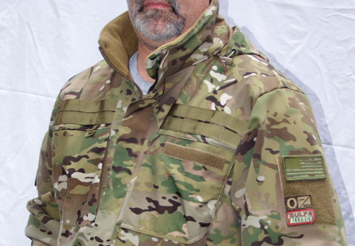 Police Product Test: 782 Gear's Rogue Parka