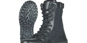 Police Product Test: Smith & Wesson Tac Side-Zip Boots