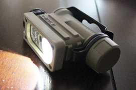 Police Product Test: Streamlight Sidewinder Compact II Flashlight