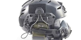 Police Product Test: Team Wendy Bump Helmet