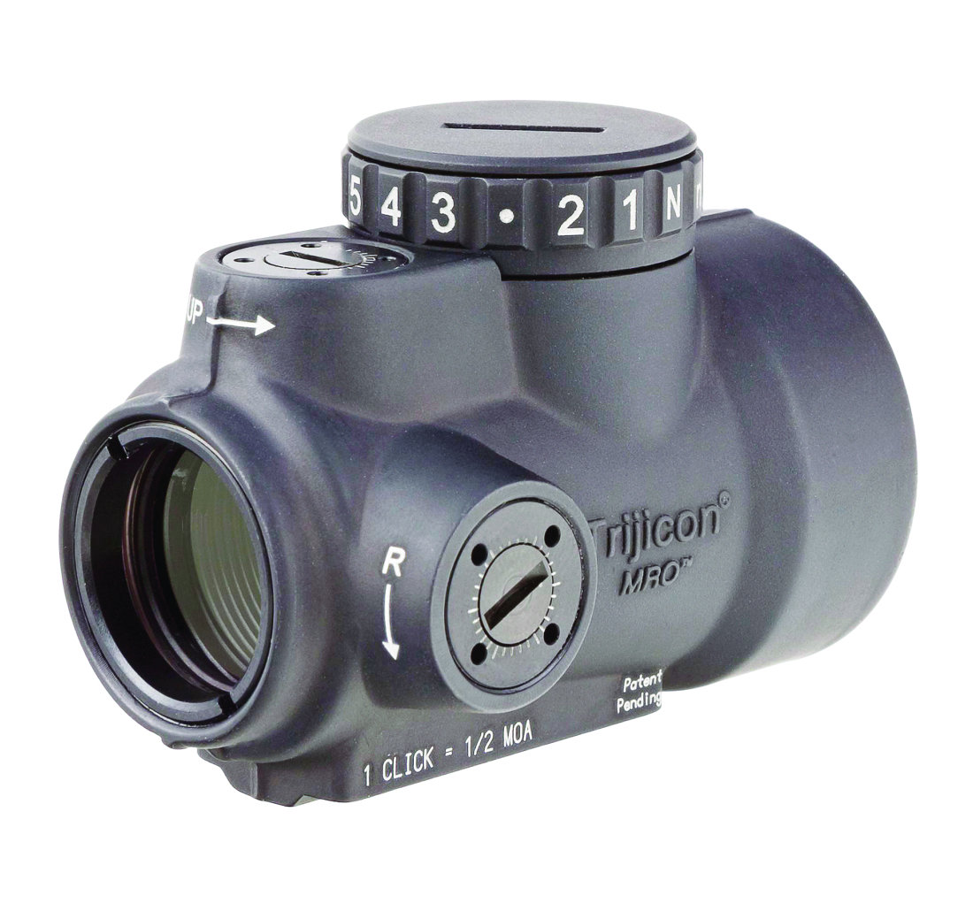 Police Product Test: Trijicon Miniature Rifle Optic (MRO)
