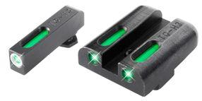 Police Product Test: TruGlo TFX Tritium/Fiber Optic Sights for Glock 43