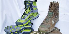 Police Product Test: Under Armour Valsetz and Speed Freak Boots