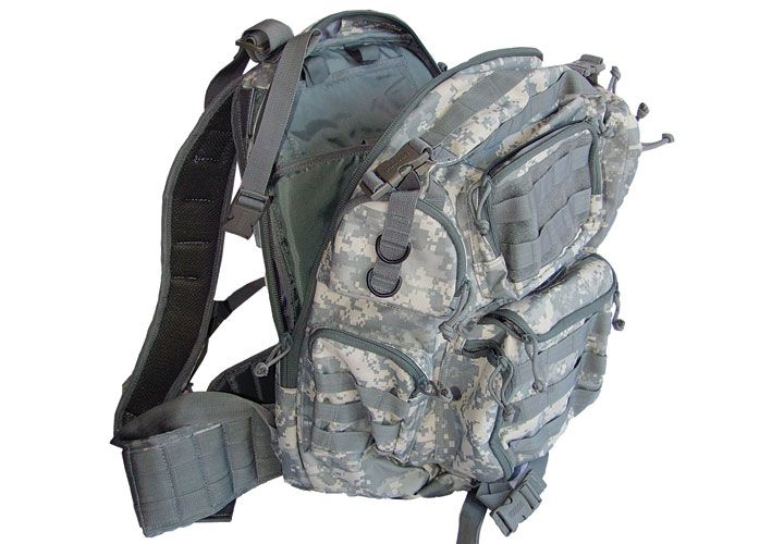 Police Product Test: Voodoo Tactical Matrix Assault Pack