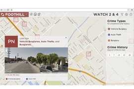 Predictive Policing: Seeing the Future