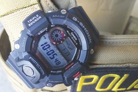 Police Product Test: Casio G-shock GW-9400 Rangeman Watch