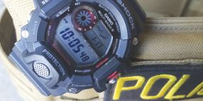 Police Product Test: Casio G-shock GW-9400 Rangeman Watch