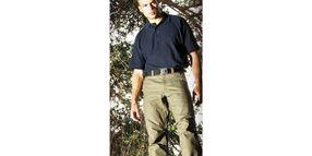 Police Product Test: Fechheimer-Vertx ColdBlack Polo and Phantom LT Pants