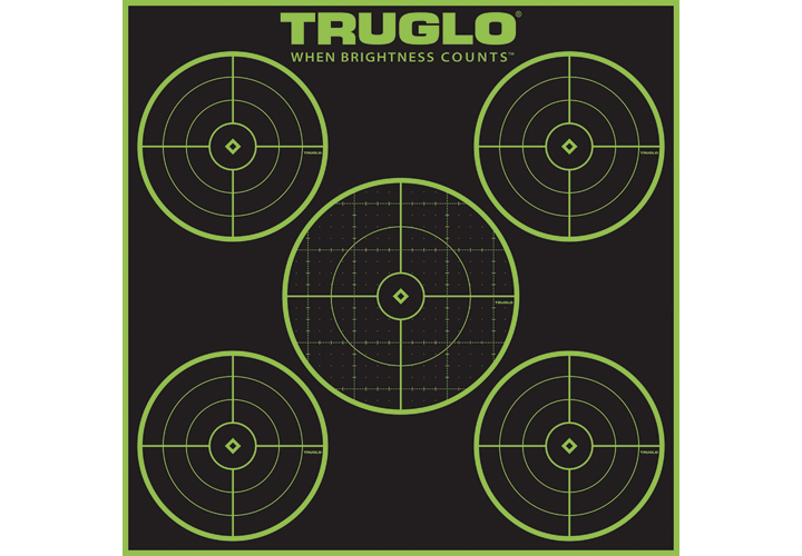 Police Product Test: TruGlo Tru-See Targets