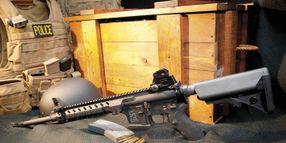 Customizing Your AR Rifle