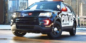 Law Enforcement Vehicles 2016