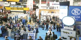 SHOT Show 2015: Report from the Aisles