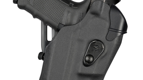 The Safariland 6390RDS ALS Holster is ideal for handguns equipped with red-dot optics. (Photo:...