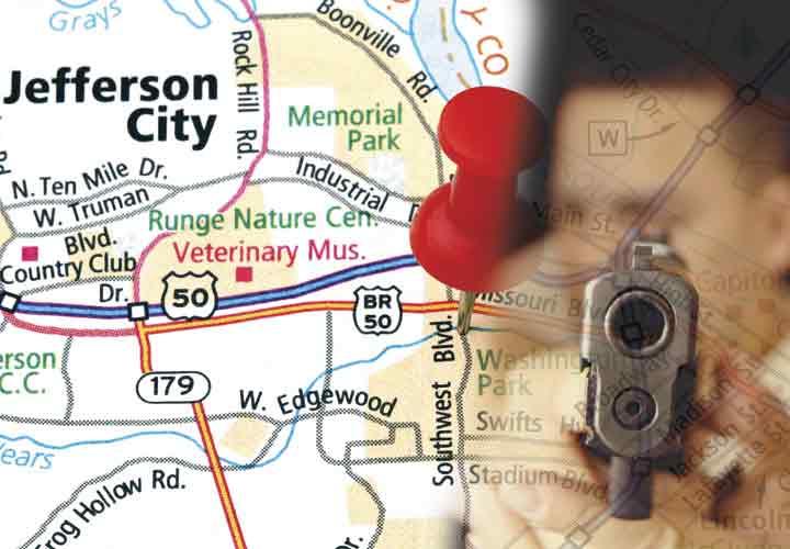 Shots Fired: Jefferson City, Missouri 12/10/2011 - Patrol