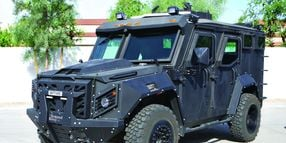 Vehicle Spotlight: The Armored Group BATT-X and Discreet Armored Suburban