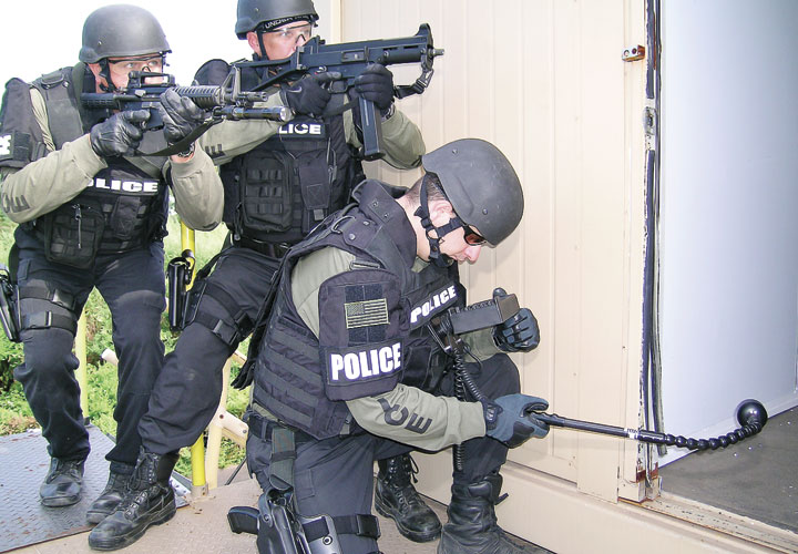 Tactical Cameras Are a Force Multiplier