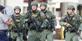 SWAT Response to the War on Police