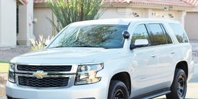 Chevy Tahoe PPV: Redesigned and Ready for Duty