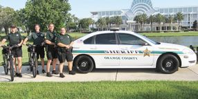 Policing Tourist Areas: Working Where Others Play