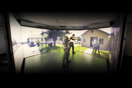 Training Sims Help Officers Use Appropriate Force