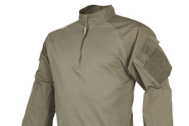 Police Product Test: Tru-Spec T.R.U. 1/4 Zip Combat Shirt