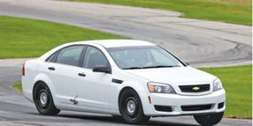 High-Tech Engines in the New Cop Cars