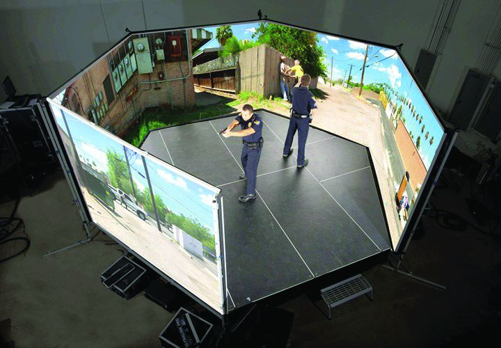 IACP 2017: The Latest in Training Simulators