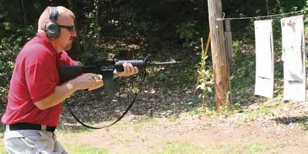 Patrol Rifle as Close Quarters Weapon