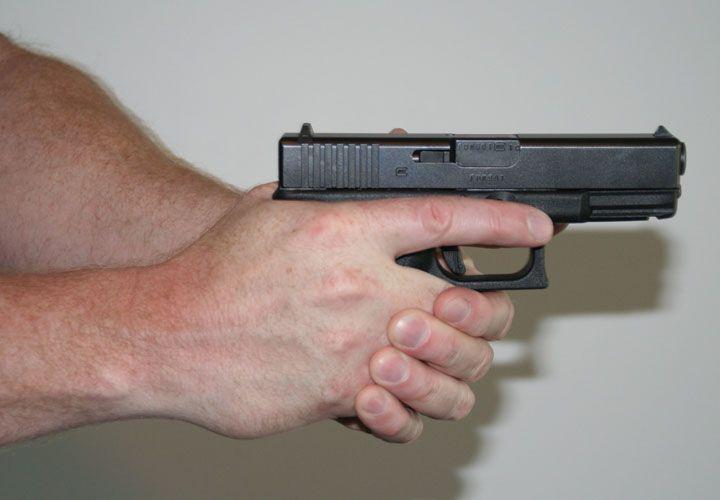 Perfecting Your Handgun Grip