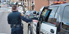Vehicle Counter-ambush Tactics for Patrol