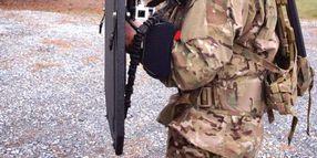 Portable Rifle Protection