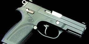 FN Herstal's FNP9 Duty Pistol