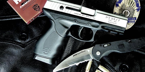 Taurus 24/7 Duty Pistol - Weapons - POLICE Magazine