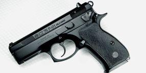 CZ P-01 Compact Duty Pistol