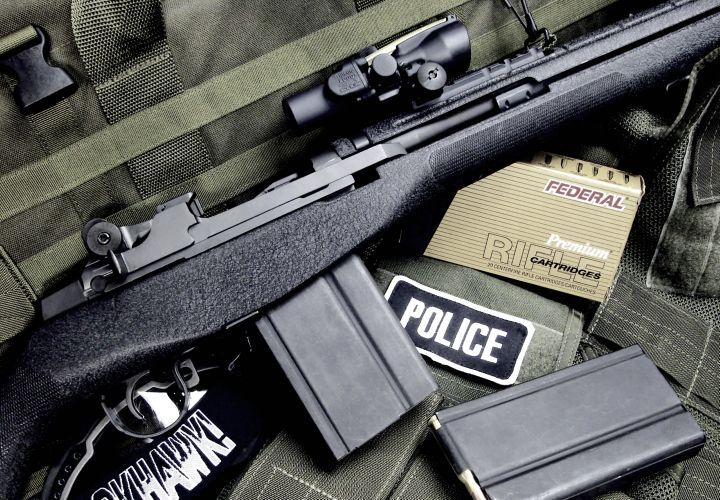Springfield Arms M1A SOCOM 16 - Weapons - POLICE Magazine