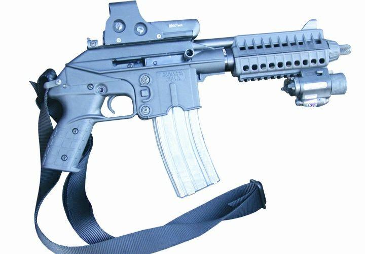 Kel-Tec PLR-16 .223 Handgun