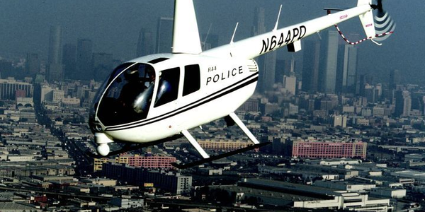 Robinson Helicopters Robinson's R44 Raven helicopter is designed and equipped especially for...