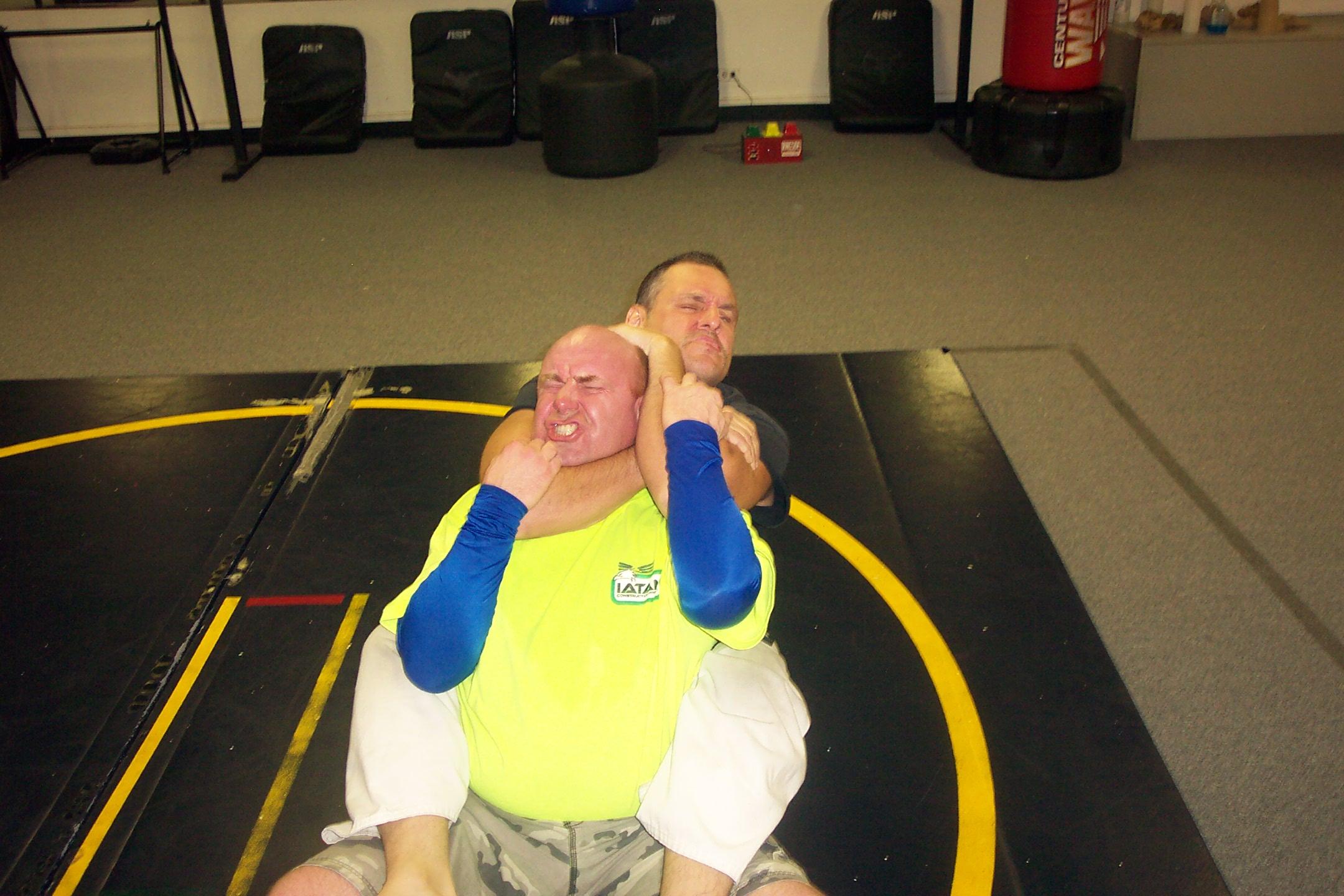 Defending Against  the Choke
