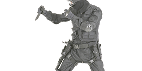 Cops are Not Ninjas