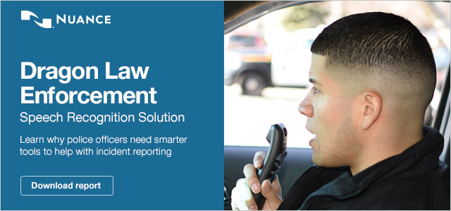 Heavy documentation calls for better police reporting technology