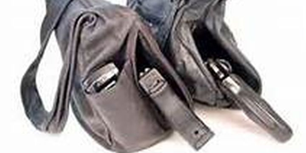 Many women use purses for off-duty concealed carry. Photo courtesy of Patricia Teinert.