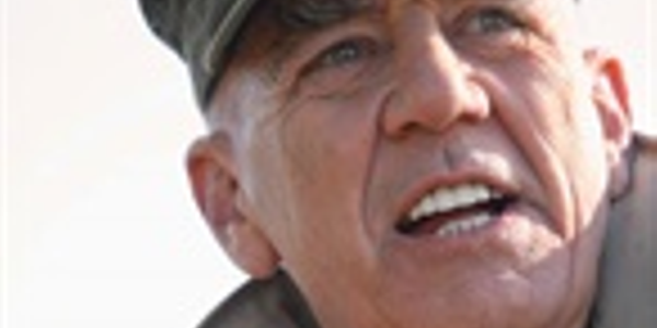 Actor and Marine R. Lee Ermey was a friend to law enforcement and a fixture at SHOT Show....