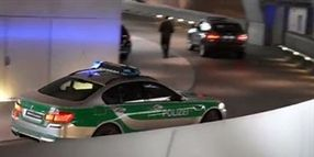 BMW's M5 Patrol Car