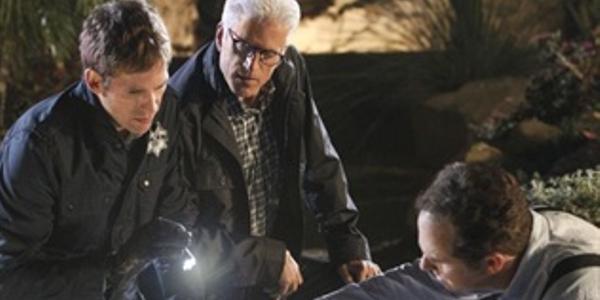"""Photo of """"CSI: Crime Scene Investigation"""" courtesy of CBS."""