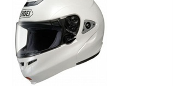 The Shoei Multitec is a full-face modular helmet offering greater officer-safety features....