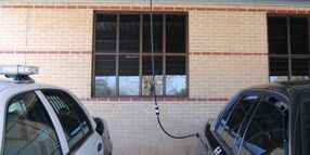 Texas Agency's Auxiliary Charging Keeps Cruisers Running