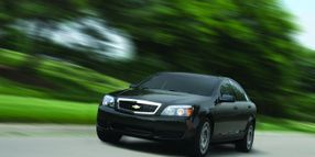 2011 Chevy Caprice: Detective Package
