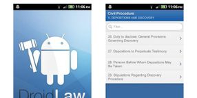 App Review: Droid Law